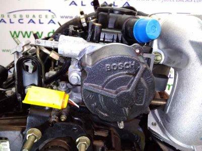 Motores diésel usados de desguace alcala