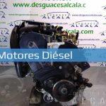 Motores diésel usados