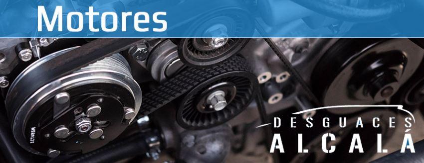 Motores de seguna mano con garantia