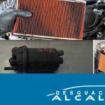 Los filtros del motor de tu coche
