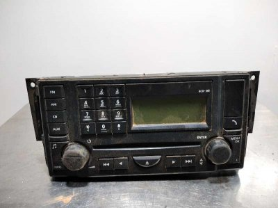 SISTEMA AUDIO / RADIO CD LAND ROVER RANGE ROVER SPORT V8 TD First Edition