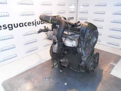 MOTOR COMPLETO de SEAT TOLEDO (1L) 1.9 TDI | 0.91 - 0.99