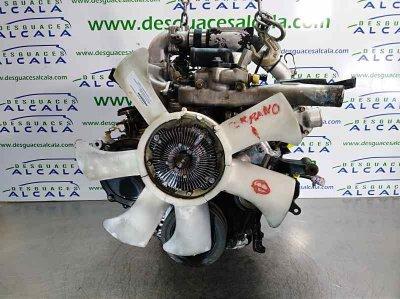 MOTOR COMPLETO de NISSAN TERRANO (WD21) 2.7 Turbodiesel | 0.87 - ...