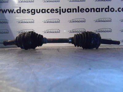 TRANSMISION DELANTERA IZQUIERDA de OPEL CORSA B 1.5 Diesel   0.93 - ...