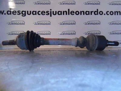 TRANSMISION DELANTERA IZQUIERDA de CITROEN XSARA BERLINA 1.9 Turbodiesel   0.97 - ...