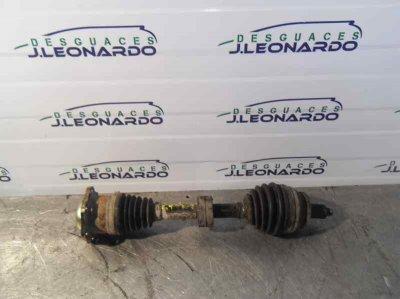 TRANSMISION DELANTERA IZQUIERDA de SEAT IBIZA (6J5) 1.9 TDI | 0.08 - ...