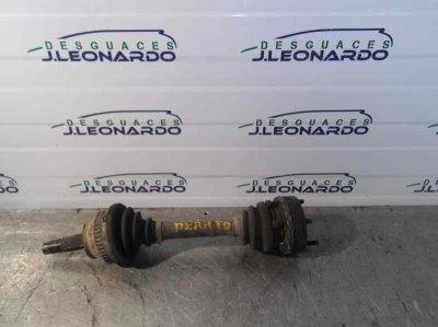 TRANSMISION DELANTERA IZQUIERDA de LANCIA DEDRA BERL. 1.9 Turbodiesel | 0.90 - ...