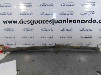 TRANSMISION TRASERA de OPEL OMEGA B 2.5 Turbodiesel (X 25 TD / U 25 TD / L93) | 0.94 - ...