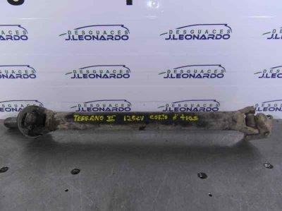 TRANSMISION TRASERA de NISSAN TERRANO/TERRANO II (R20) 2.7 Turbodiesel   0.93 - ...