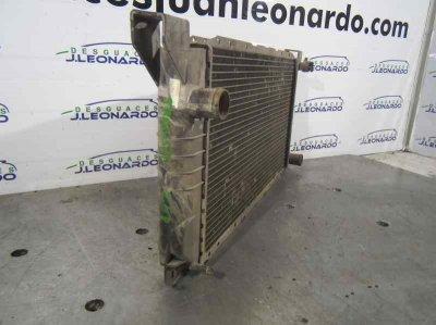 RADIADOR AGUA de FORD TRANSIT  BUS              1995 2.5 TD   |   0.94 - 0.00
