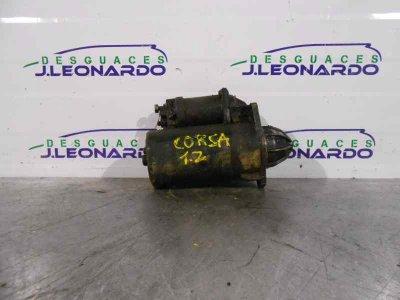 MOTOR ARRANQUE de OPEL CORSA B 1.2 | 0.93 - ...