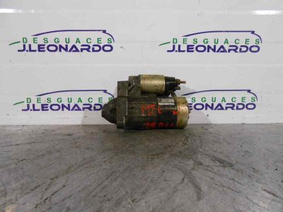 MOTOR ARRANQUE de RENAULT MEGANE I FASE 2 BERLINA (BA0) 1.9 dCi Diesel CAT   0.99 - ...