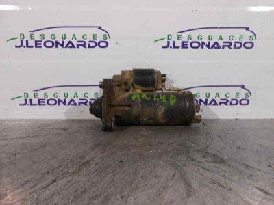 MOTOR ARRANQUE de CITROEN AX 1.4 Diesel CAT (K9Y)       0.87 - 0.98