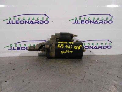 MOTOR ARRANQUE de AUDI A4 BERLINA (8E) 2.5 TDI Quattro (132kW)   |   12.00 - 12.04