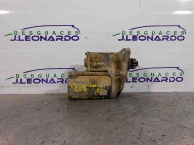 MOTOR ARRANQUE de MG ROVER SERIE 200 (RF) 2.0 Turbodiesel | 0.96 - 0.99