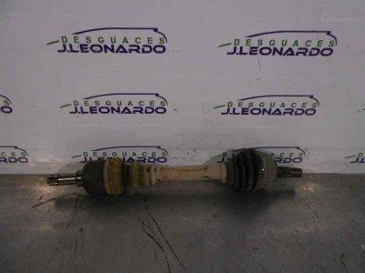 TRANSMISION DELANTERA IZQUIERDA de CITROEN XSARA BERLINA 1.9 Diesel   0.97 - ...