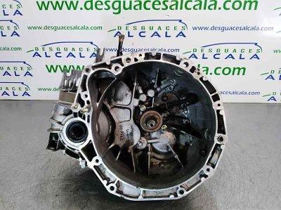 CAJA CAMBIOS de RENAULT MEGANE II BERLINA 3P 1.9 dCi Diesel | 0.02 - 0.09