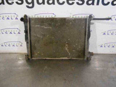 RADIADOR AGUA de FORD FIESTA  BERLINA (DX) 1.8 TDDI Turbodiesel CAT   |   0.99 - ...