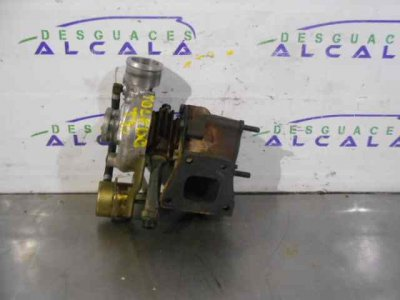 TURBOCOMPRESOR de SEAT TOLEDO (1L) 1.9 Turbodiesel CAT (AAZ)       0.91 - 0.99