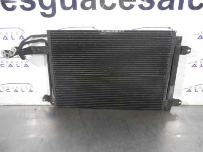 RADIADOR AIRE ACONDICIONADO de SEAT TOLEDO (5P2) Sport       09.04 - 12.06