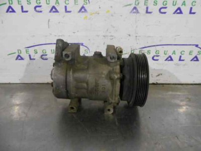 COMPRESOR AIRE ACONDICIONADO de RENAULT CLIO II FASE II (B/CB0) 1.5 dCi Diesel | 0.01 - ...