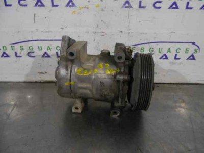 COMPRESOR AIRE ACONDICIONADO de RENAULT CLIO II FASE II (B/CB0) 1.9 dTi Diesel   |   0.01 - ...