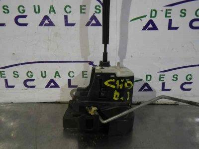 CERRADURA PUERTA DELANTERA IZQUIERDA  de RENAULT CLIO II FASE II (B/CB0) * | 0.01 - ...
