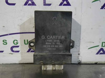 CENTRALITA ELECTROVENTILADOR