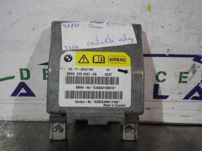 CENTRALITA AIRBAG de BMW SERIE 5 BERLINA (E60) 530d | 07.03 - 12.07