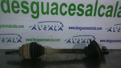 TRANSMISION DELANTERA IZQUIERDA