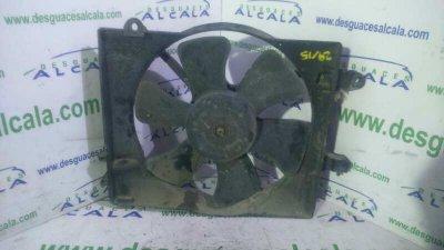 ELECTROVENTILADOR de DAEWOO MATIZ CD       05.03 - 12.04