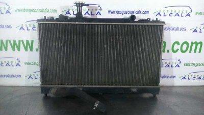 RADIADOR AGUA de MAZDA 6 BERLINA (GG) 2.0 CRTD 136 Active (5-ptas.)   |   06.02 - 12.05