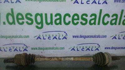 TRANSMISION TRASERA IZQUIERDA
