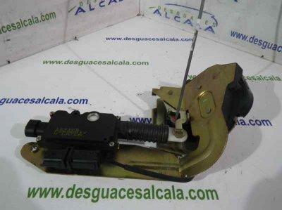 CERRADURA PUERTA DELANTERA IZQUIERDA  de CITROEN C8 2.2 HDi FAP CAT (4HW)   0.02 - ...