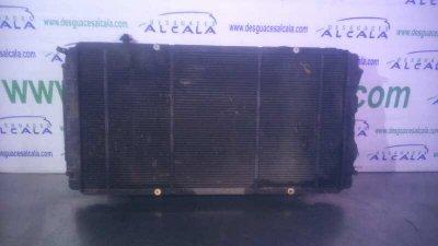 RADIADOR AGUA de PEUGEOT BOXER  CAJA CERRADA  (RS3200)(330)(`02->) 330 M   TD   |   02.02 - 12.06