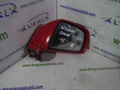 RETROVISOR DERECHO de HYUNDAI COUPE (GK) 2.0 FX VVT   |   0.02 - ...
