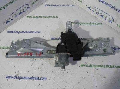 ELEVALUNAS TRASERO IZQUIERDO de PEUGEOT 308 Premium   |   09.07 - 12.15