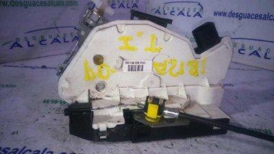 CERRADURA PUERTA TRASERA IZQUIERDA  de SEAT IBIZA (6J5) 25 Aniversario | 04.09 - ...