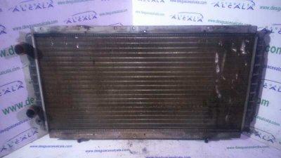 RADIADOR AGUA de PEUGEOT BOXER CAJA CERRADA (RS2850)(290/330)(`02->) 330 C     TD   |   02.02 - 12.06