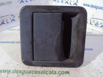 MANETA EXTERIOR DELANTERA DERECHA de PEUGEOT BOXER CAJA ABIERTA (RS2850)(230)(->`02) 1400 TD   Caja abierta   |   02.99 - 12.00