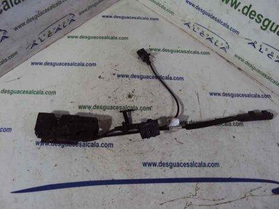 CERRADURA CAPOT de AUDI A4 BERLINA (8E) 2.0 TDI (DPF) (125kW)       06.06 - 12.07