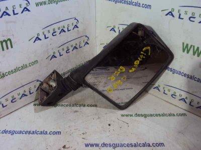 RETROVISOR DERECHO de CITROEN C 25 CAJA ABIERTA 1400 doble cabina       09.87 - ...