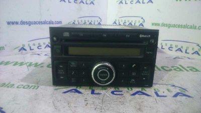 RADIO CD de NISSAN QASHQAI (J10) 360   |   01.13 - 12.17