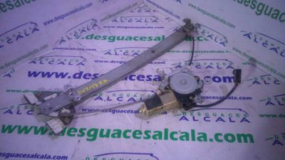 ELEVALUNAS TRASERO DERECHO de NISSAN NP300 PICK-UP (LCD22) Single Cab 4X4   |   0.08 - ...