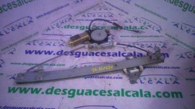 ELEVALUNAS TRASERO IZQUIERDO de NISSAN NP300 PICK-UP (LCD22) Single Cab 4X4   |   0.08 - ...