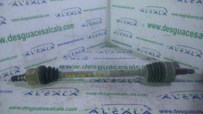 TRANSMISION TRASERA DERECHA RENAULT SCENIC RX4 (JA0) 1.9 dCi