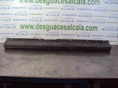 PARAGOLPES TRASERO FIAT DUCATO CAJA CERRADA, TECHO ELEV. (DESDE 03.02) 2.0        Batalla 3200 mm