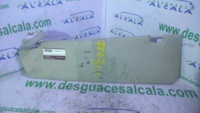 PARASOL IZQUIERDO FIAT DUCATO CAJA CERRADA, TECHO ELEV. (DESDE 03.02) 2.0        Batalla 3200 mm