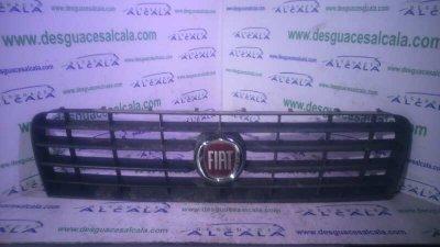 REJILLA DELANTERA FIAT DUCATO CAJA CERRADA, TECHO ELEV. (DESDE 03.02) 2.0        Batalla 3200 mm