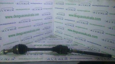 TRANSMISION DELANTERA DERECHA FIAT DUCATO CAJA CERRADA, TECHO ELEV. (DESDE 03.02) 2.0        Batalla 3200 mm
